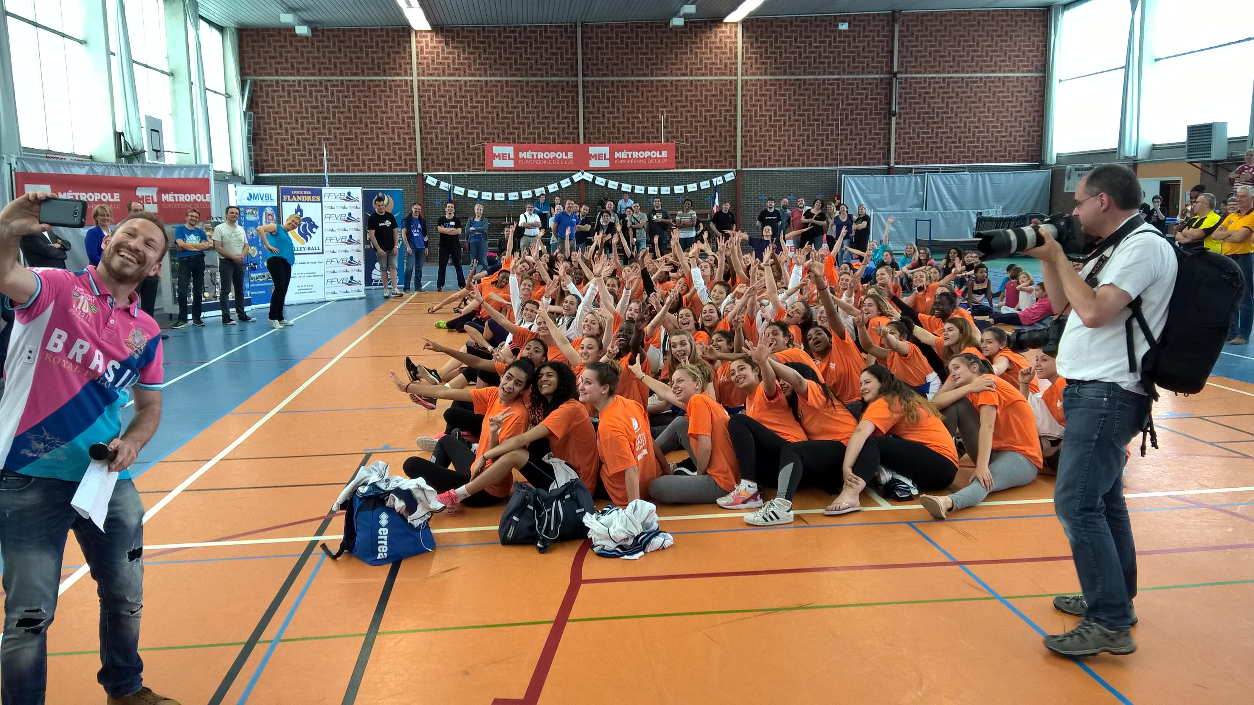 Header Image - Ecole du Mouvement - Mouvement Volley Ball Lyssois