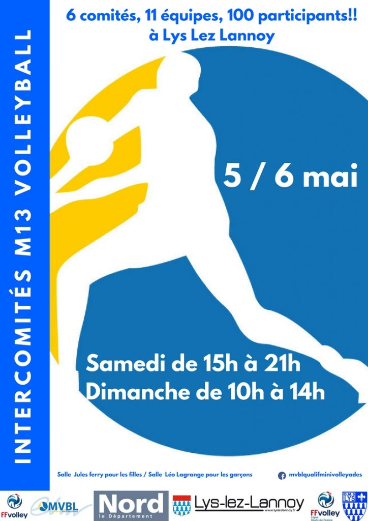 comité pas de calais volley ball